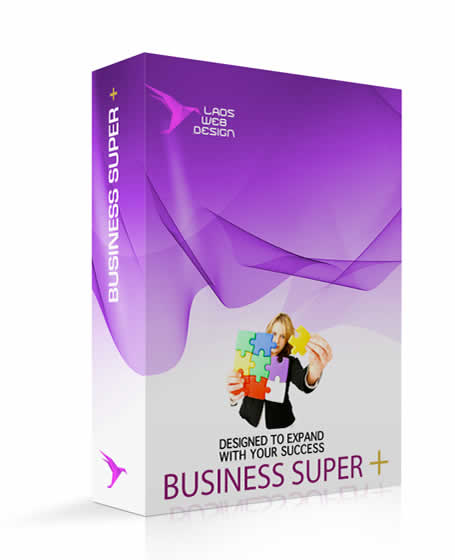 Purchase Laos Web Designs Business Super + Website Design Package