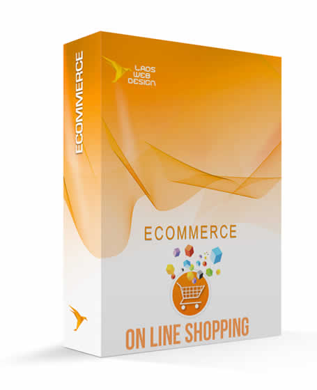 Purchase Ecommerce Shopping Website Design Package